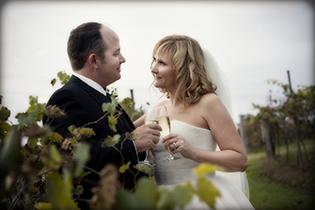Carryn & Vaughn~ Sirromet Winery